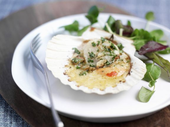 Glazed Coquilles