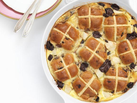 Gluten Free Easter Hot Cross Buns