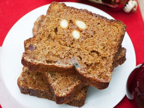 Gluten Free French Spiced Loaf Cake