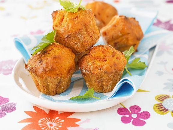 Golden Veggie Cakes