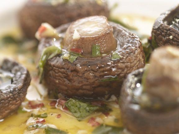 Gourmet Chestnut Mushroom Caps