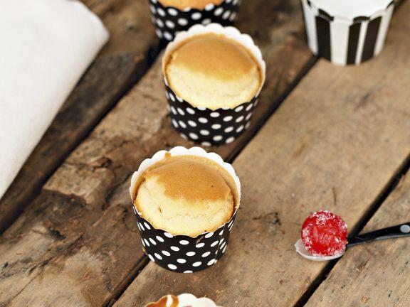 Grain Flour Individual Cupcakes