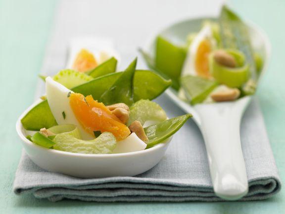 Green Egg Salad
