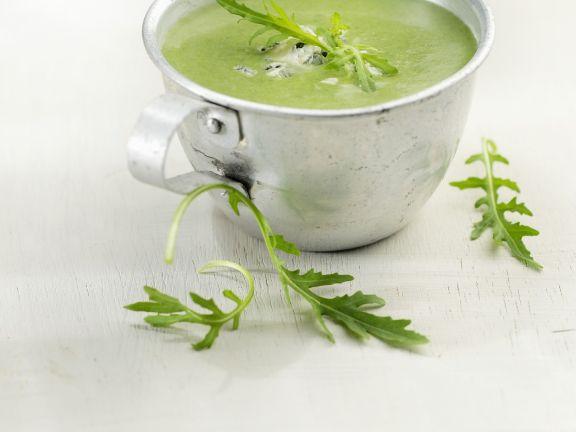 Green Leaf Bisque