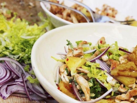 Fruity Chiciekn Salad
