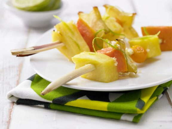 Grilled Thai Fruit