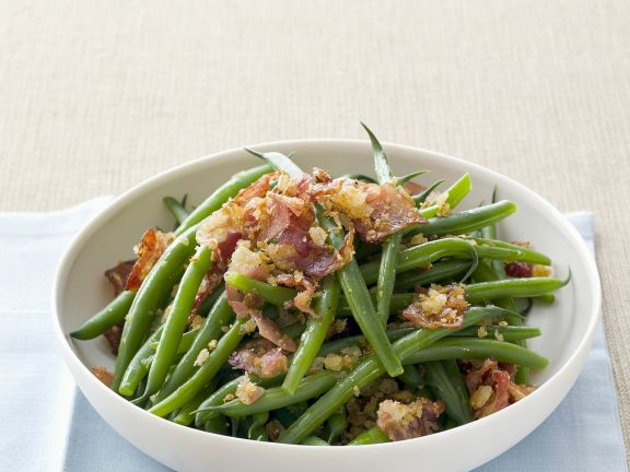 Ham and String Beans