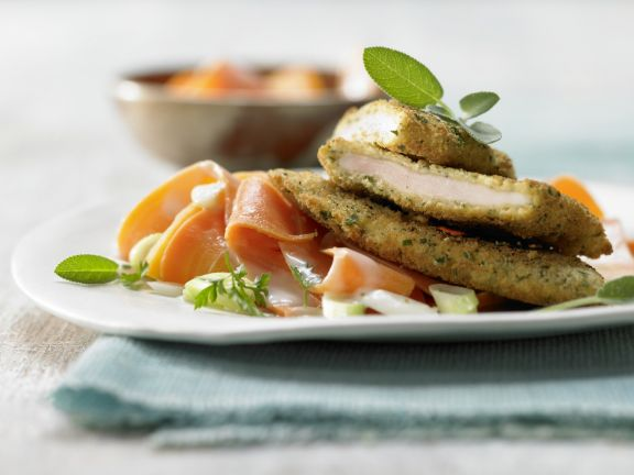 Herb-Crusted Chicken Cutlets