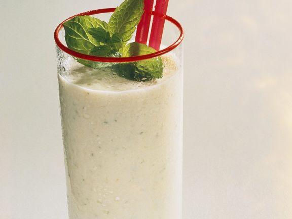 Herb-Yogurt Lassi