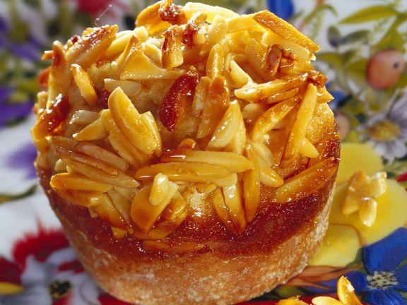 Honey-Almond Muffins