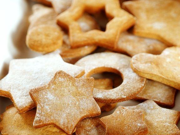 Honey Baked Crackers