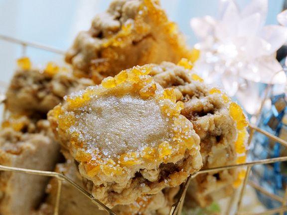 Honey-Walnut Squares