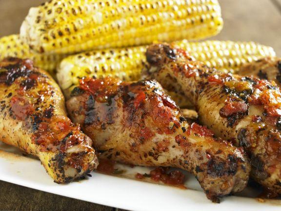 Hunter's Diet Chicken with Sweetcorn