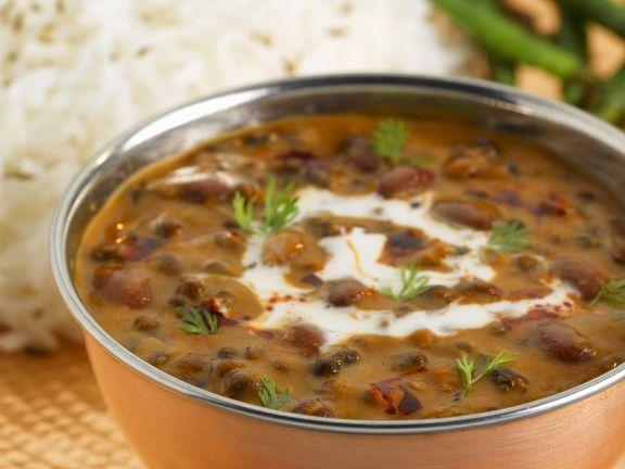 Indian Black Bean Dhal