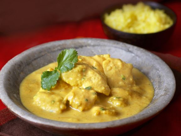 Indian style chicken curry chicken korma recipe eat smarter usa indian style chicken curry chicken korma forumfinder Images