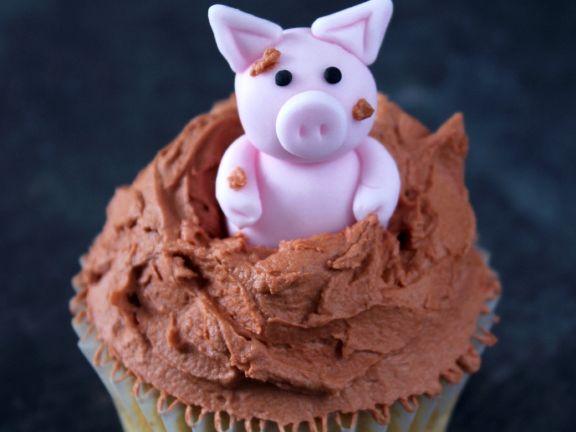 Individual Piggy Cakes