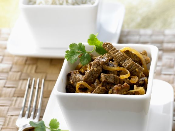 Indonesian Beef Curry