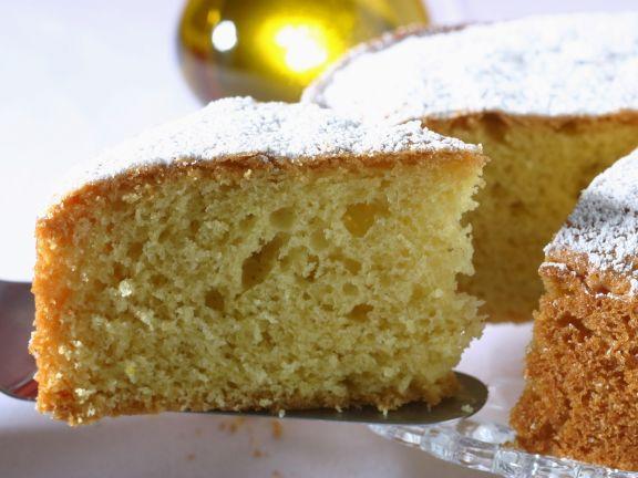 Italian Olive Oil Cake