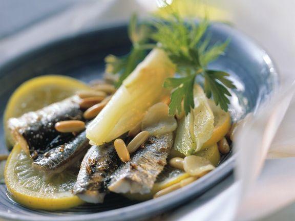 Italian Sardines with Citrus
