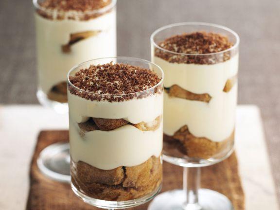 Italian Sponge Puddings