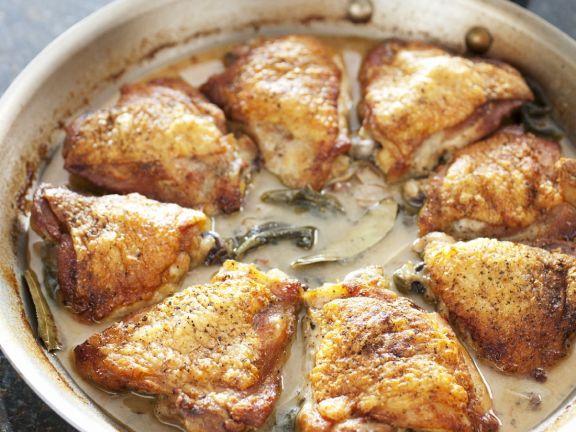 Italian-style Chicken Dish
