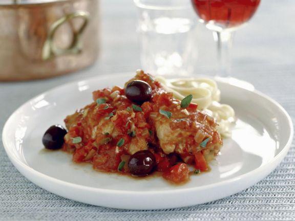 Italian Tomato Chicken