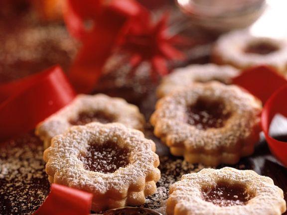 Jam-Packed Cookies