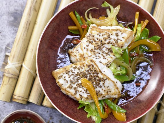Japanese-Style Fillet of Sole