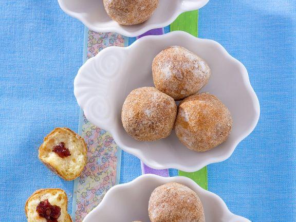 Jelly Doughnut Holes