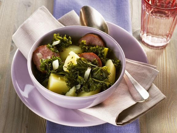 Kale-Potato Stew