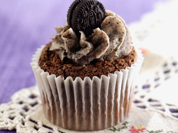 Kids' Bake-it-yourself Chocolate Cupcakes