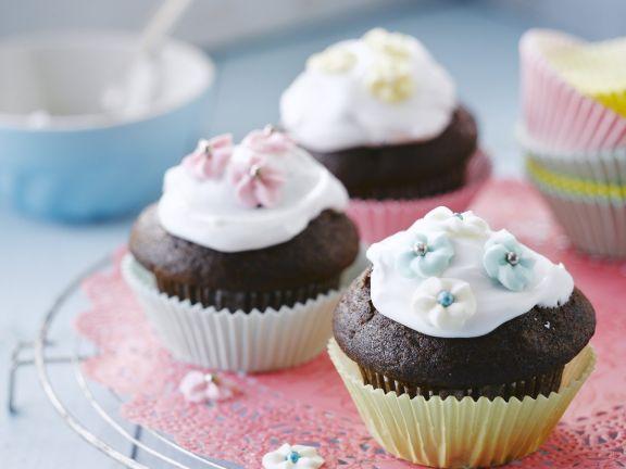 Kids' Bake-it-yourself Deep Dark Muffins