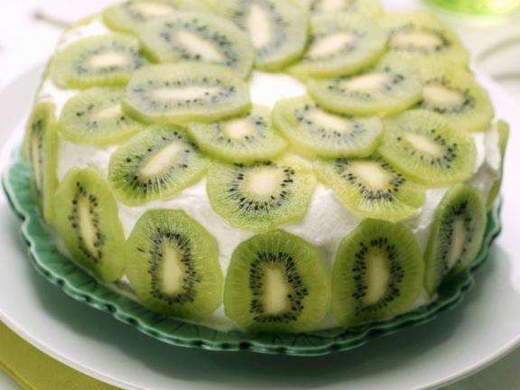 Kiwi Layer Cake