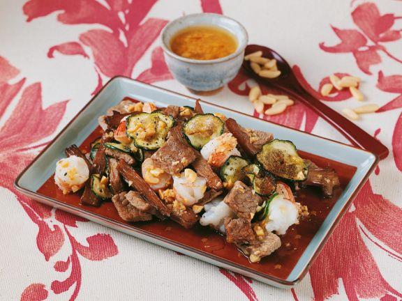 Korean-style Beef Saute