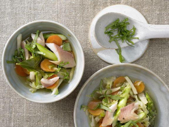 Light Vegetable Stew