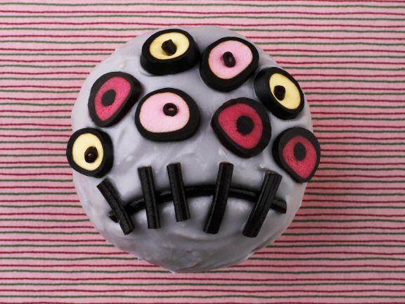 Liquorice Sweet Cupcakes