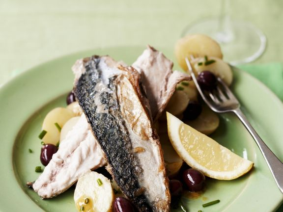 how to cook mackerel fillets