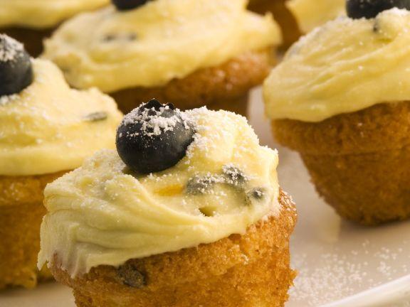 Mascarpone and Passion Fruit Buns