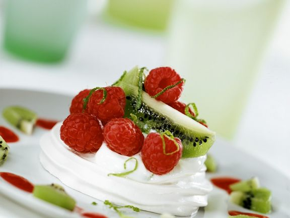Mascarpone Cream with Fruit