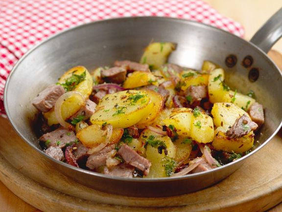 Meat and Potatoes