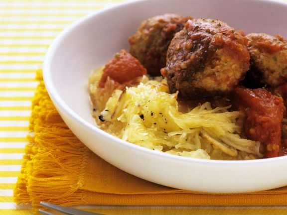 Meatballs with Rosti