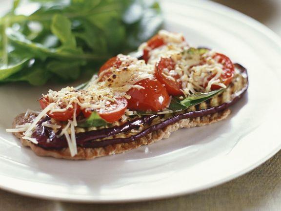 Mediterranean Grilled Veal Cutlets