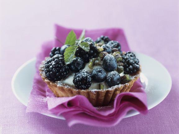 Merry Berry Tartlets