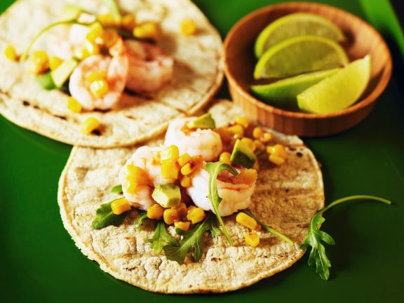 Mexican Seafood Tacos