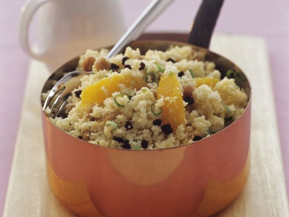 Middle Eastern Couscous