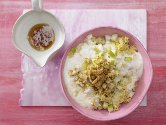 Millet Pear Cereal