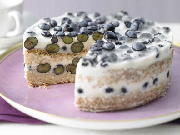 Mini Blueberry Torte
