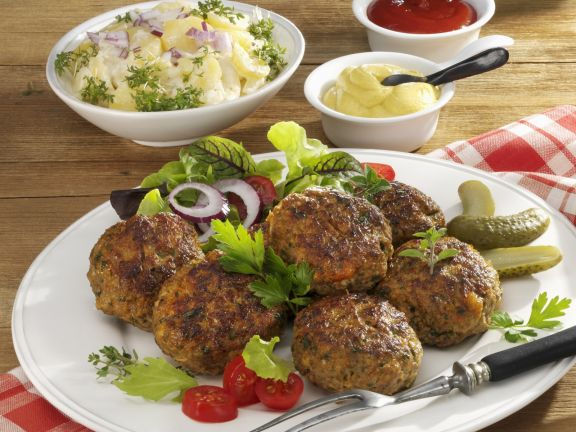 Mixed Meat Patties