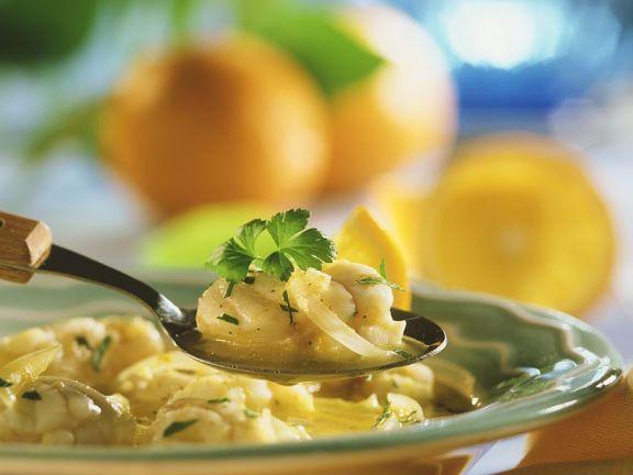 Monkfish Soup