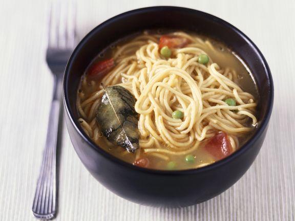 Noodle Vegetable Soup